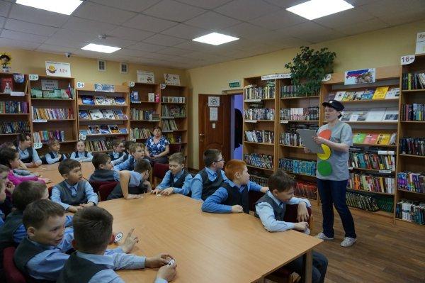Как уберечь себя, научились третьеклассники из п. Комсомольский
