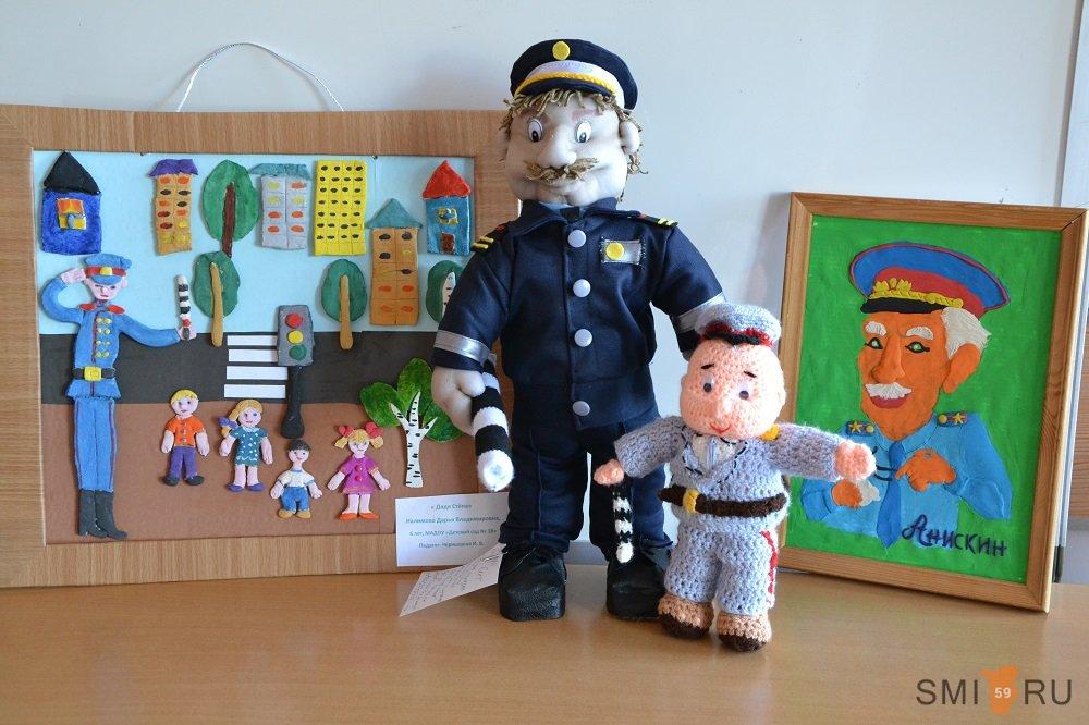 Поделки полицейский дядя степа фото 13