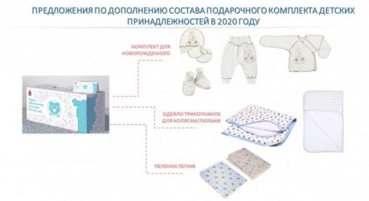 Подарок для новорождённых в Пермском крае дополнят