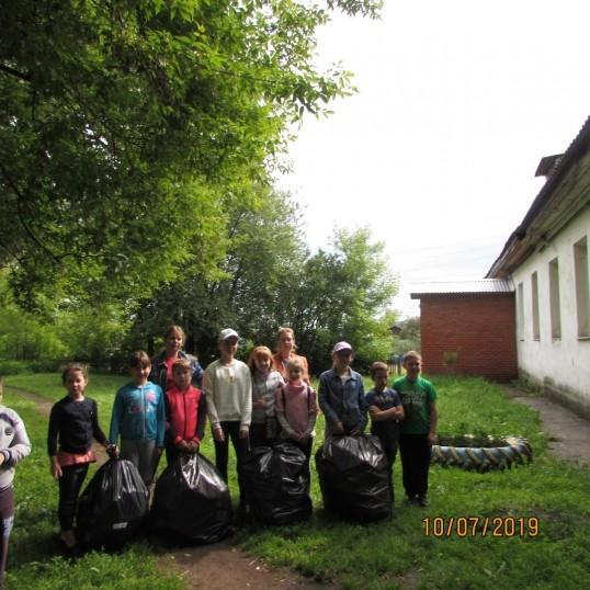 Акция «95 добрых дел Кунгурскому району»