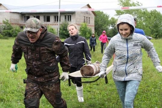 В Кунгурском районе прошел туристический слет администрации