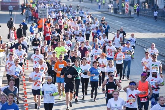 В Пермском международном марафоне приняли участие более 9 тысяч человек