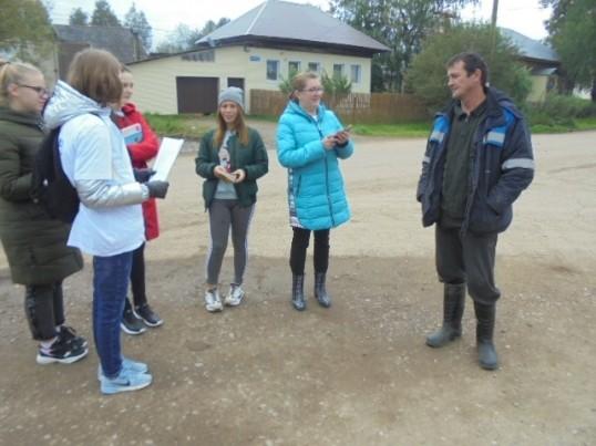 В рамках акции «95 добрых дел Кунгурскому району»