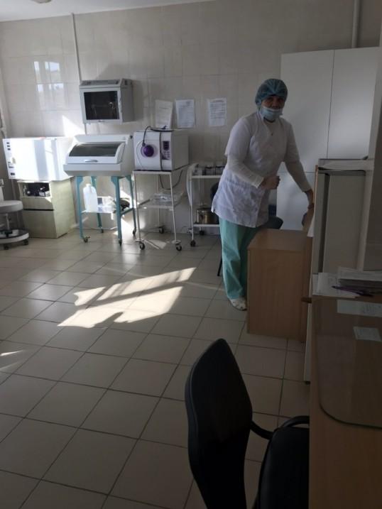 Калининская больница: взгляд со стороны