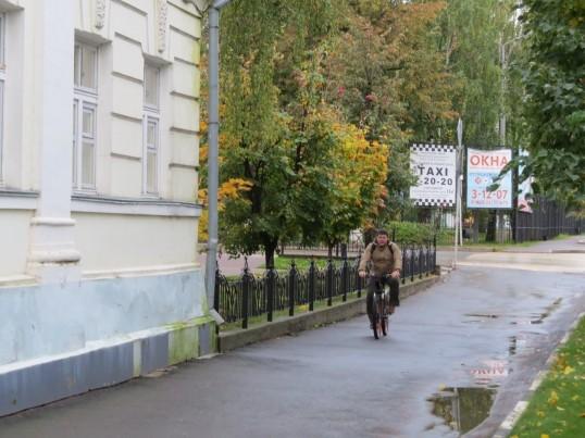 Кунгурский район вновь присоединился к ежегодной акции «На работу на велосипеде»