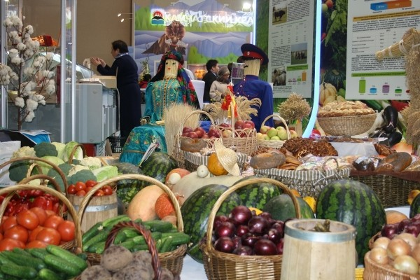 Аграрии Кунгурского района на ВДНХ