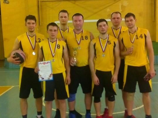 Команда Кунгурского района заняла 2 место в краевых сельских играх по баскетболу