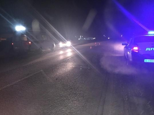 В Кунгуре разыскивают водителя, который сбил ребёнка