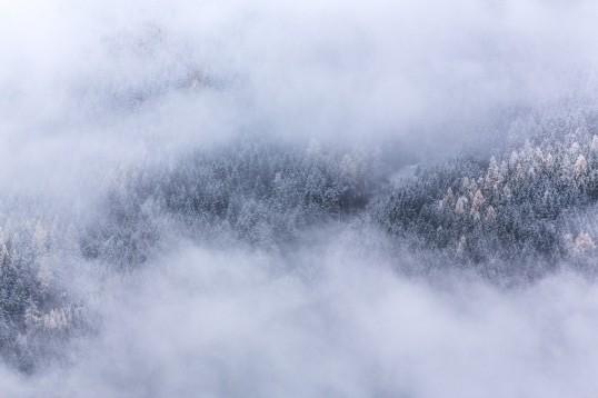 Мороз и гололедица ожидают кунгуряков 19-21 ноября