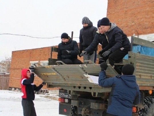 День призывника состоялся в Кунгурском районе