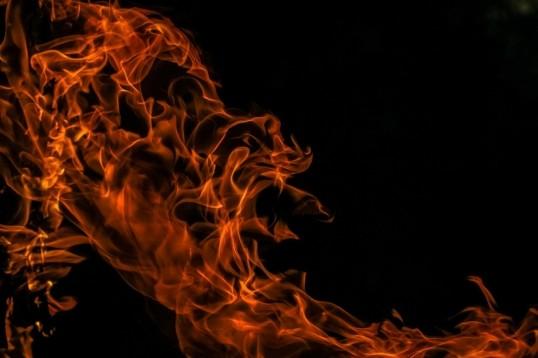 Пожары в Кунгуре и Кунгурском районе за прошедшую неделю