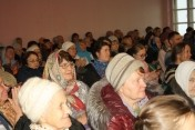 Благотворительный концерт «Богородице Дево, радуйся!» прошёл в Кунгурском Иоанно-Предтеченском женском монастыре.