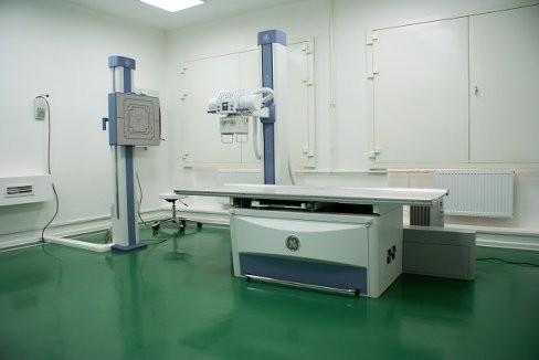 В Кунгуре появится центральное рентгенологическое отделение
