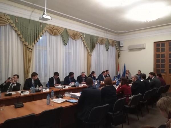 Бюджет Кунгура принят в первом чтении