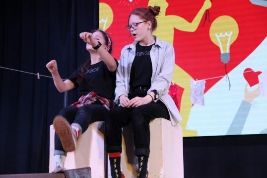 К краевой медиакомпании «Включайся молодеЖИТЬ!» присоединились юные жители Кунгурского района