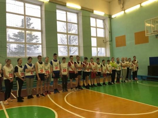 Учащиеся Плехановской школы сдали нормы ГТО