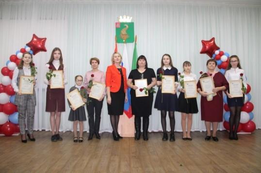 В Кунгурском районе вручили паспорта юным гражданам