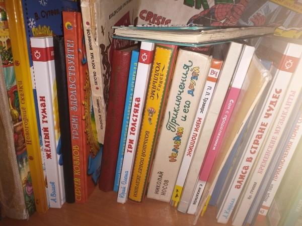 Рекордное количество книг закупают в Кунгурском районе
