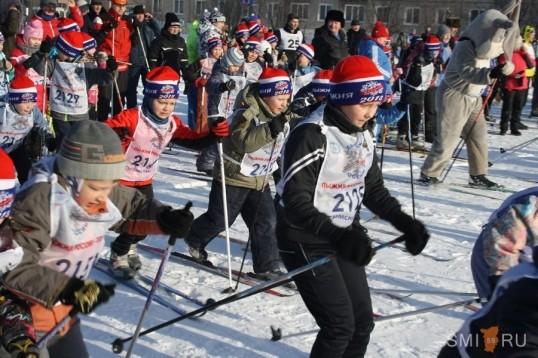 «Лыжня России -2020»  в Кунгурском районе