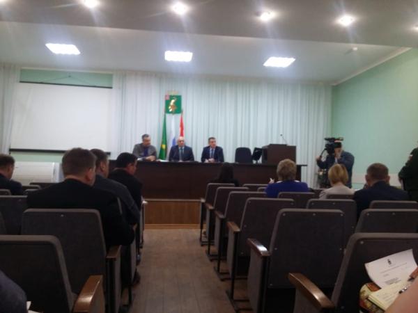 В Кунгуре прошло экстренное заседание комиссии по чрезвычайным ситуациям