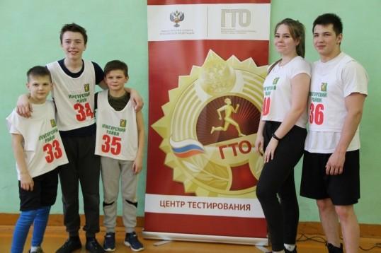 Трудовые и спортивные резервы Кунгурского района