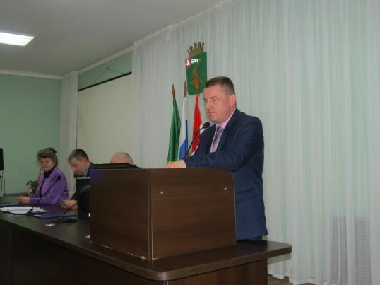 В Кунгурском районе избран ВРИО главы