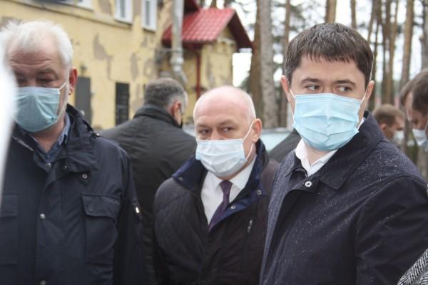 Зачем в Кунгур приезжал врио главы региона Дмитрий Махонин