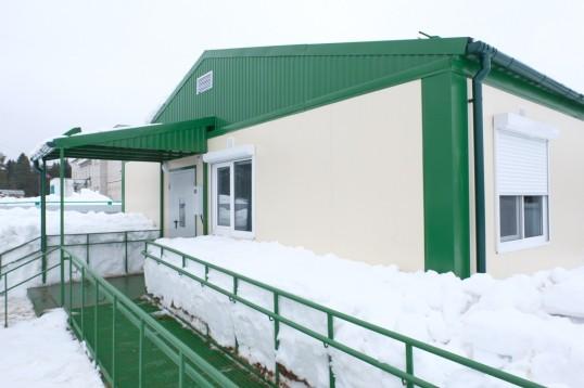 Благодаря нацпроекту к осени этого года в посёлке Шадейка появится врачебная амбулатория