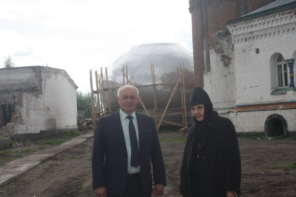 К восстановлению культурного наследия в Кунгуре обещали подключиться краевые власти