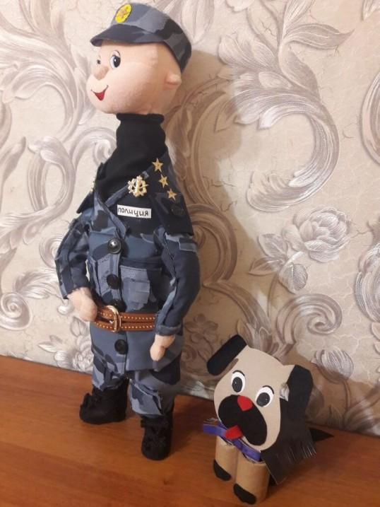 В Кунгуре подвели итоги местного этапа конкурса «Полицейский Дядя Степа»