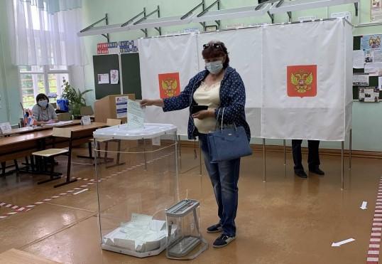 Предварительные итоги голосования по поправкам в Коституцию в Кунгуре и Кунгурском районе