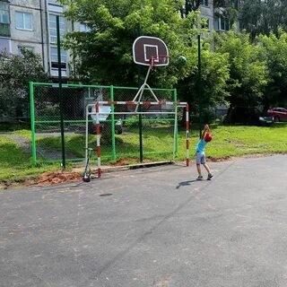 В Кунгурском районе обустраивают новые детские и спортивные площадки.