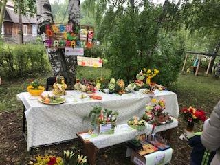 В Кунгурском районе прошли осенние ярмарки