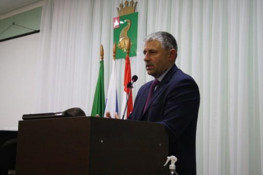 Главу Кунгурского района избрали единогласно