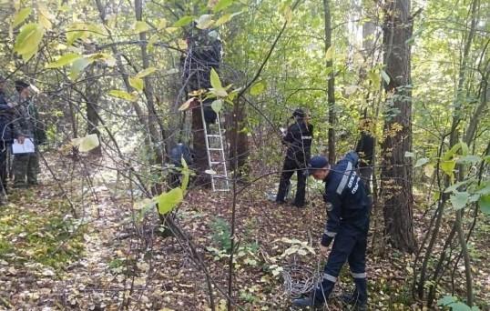 В Кунгуре в лесу нашли тело пропавшего 23-летнего парня