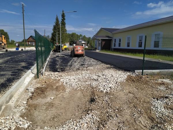 «Формирование комфортной городской среды» в Кыласово