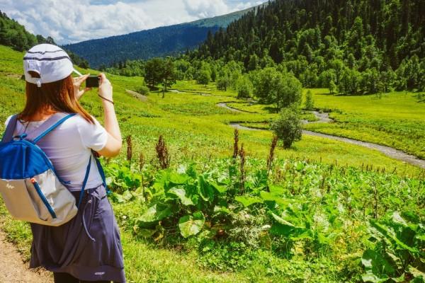 Пермский край принял участие во Всероссийском конкурсе экотуризма