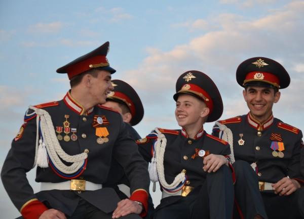 Пермские кадеты одни из лучших в стране